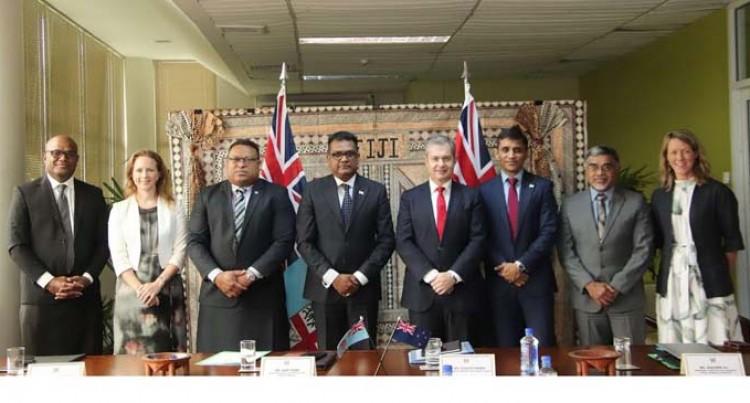 New Zealand Provides NZ$40m Budget Support To Fiji
