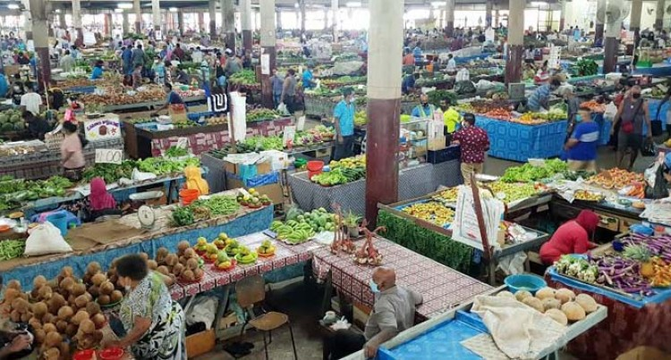 Early Closure For Lautoka Markets From Today