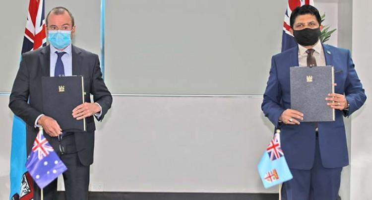 Aussie Donates $55 Million For COVID-19 Management