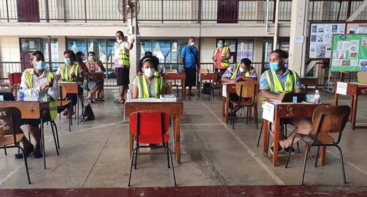Western Vaccination Drive To Continue Today, 4414 Fijians Vaccinated So Far