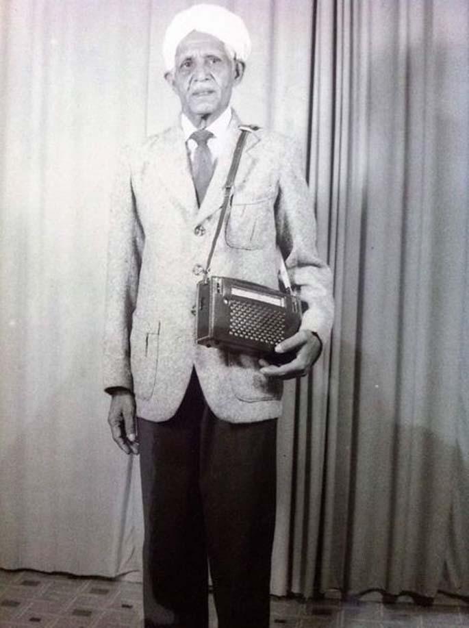 Ali Hussain.