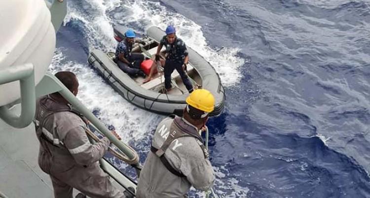 Sea Mystery: RFNS Kikau Locates One Of The Survivors, Five Crew Members Still Missing