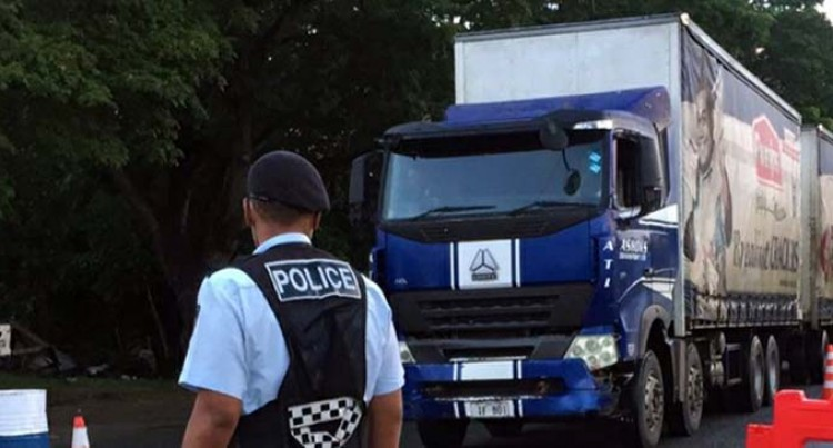 COVID-19: Two Police Officers Arrested At The Vakabuli Roadblock Tent For Drinking Grog
