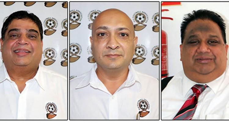 Fijian Duo Elected In FIFA Committees