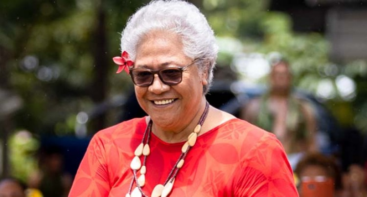 Shine A Light: Fiame Sets Path For Our Pacific Women In Politics