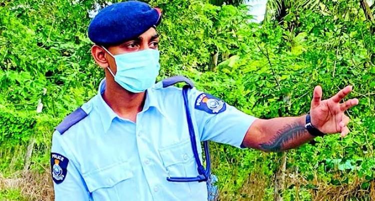 Frontliner Dedicates Time, Makes SacrificeFor Public Safety
