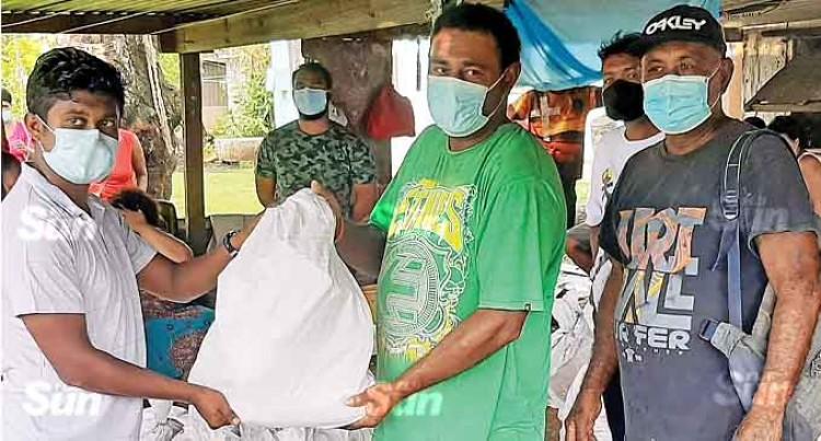 Businessmen Donate 200 Food Packs To Lautoka Families