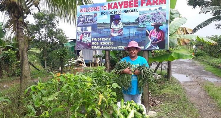 Amazing Fijian: Katarina Delivers Farm Produce to Struggling Families