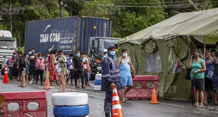 COVID-19: Fijians Who Moved To Non-Containment Zones Advised To Self-Isolate Immediately
