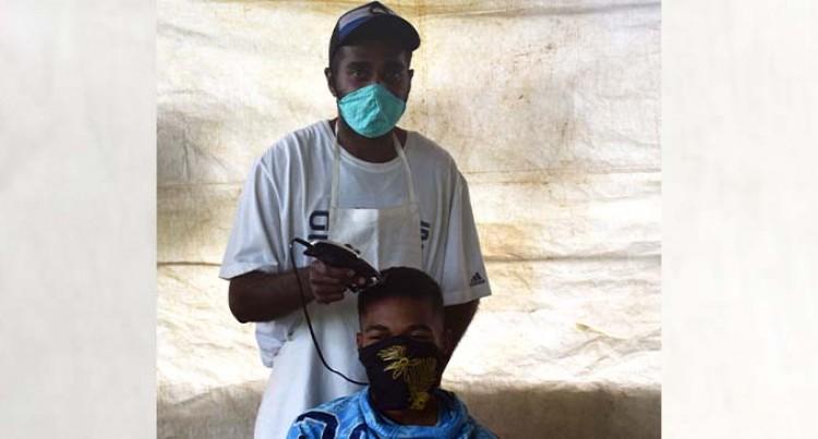 Village Barber Business Brings Notu Purpose During Pandemic