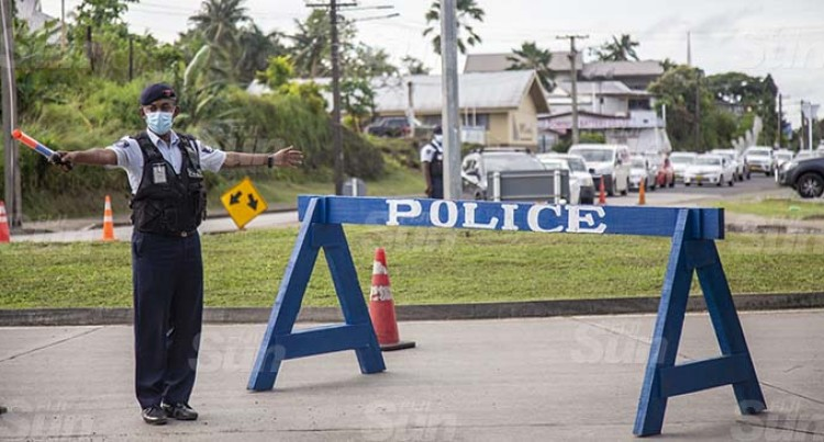 Police Set Up More Checkpoints In Suva Containment Area