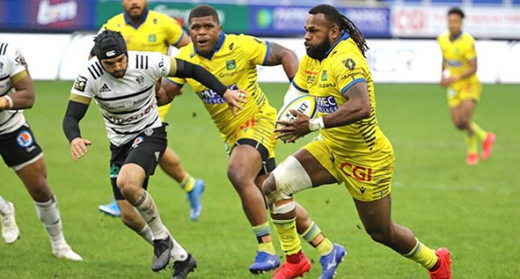 Fijians Dominate Top 14 Match