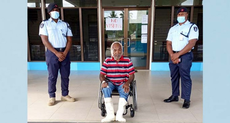 Man Owes Cop His Life