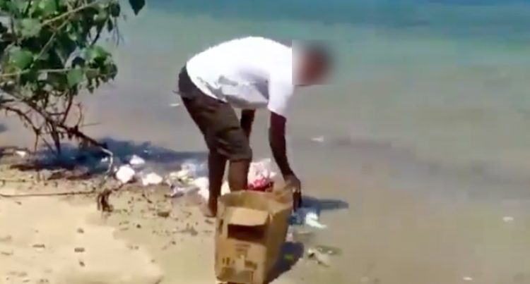 Fiji FA Staff Suspended After Rubbish Dumping Video Went Viral