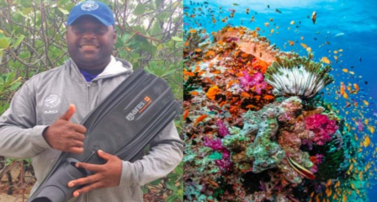 Let's Go Local: Divemaster Mosese Looks Forward To Welcoming Guests Back To Bligh Water