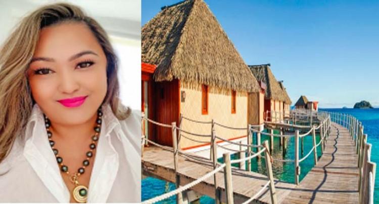 Let's Go Local: Likuliku Lagoon Resort For Jeweller Shahana Kimiangatau