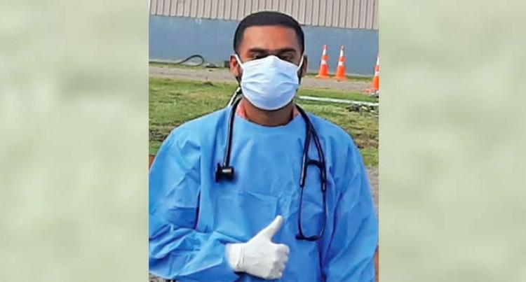 Labasa Doctor Works Hard In Lautoka