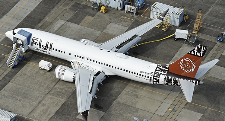Third Boeing 737 Max Delivered