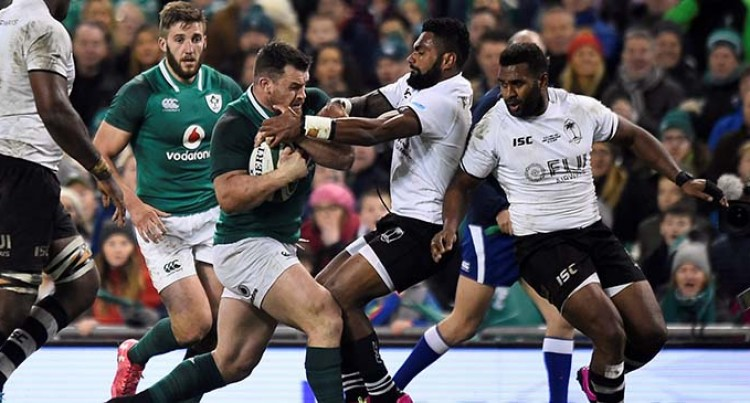 Pandemic Uncertainty Disrupts Ireland's Planned Tour To Fiji