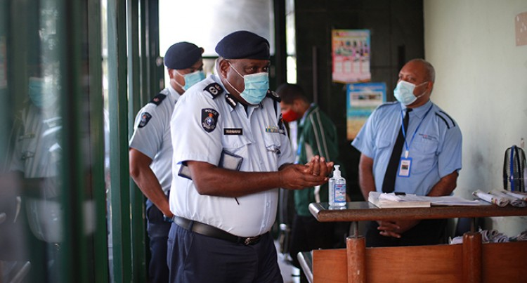 23 Days, 631 Cases Of Health Restrictions And Curfew Order Breaches