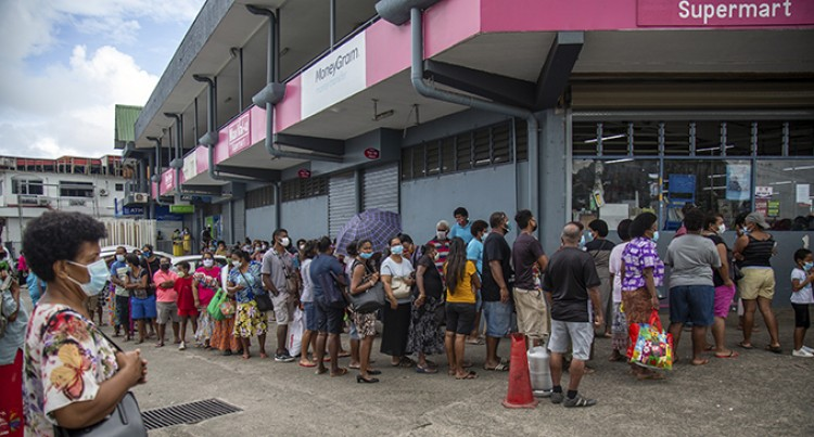 Suva-Nausori Residents Rush To Supermarkets After Lockdown Lifts