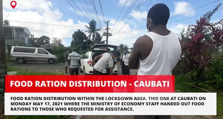 Caubati Food Ration Distribution – May 17