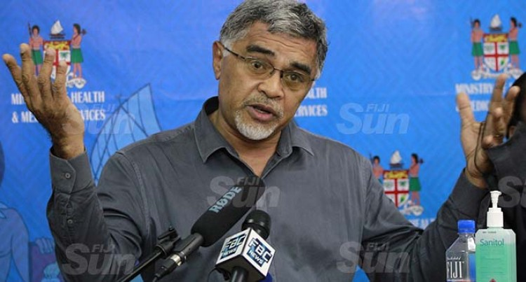 No Lockdown For Suva This Weekend- Dr Fong