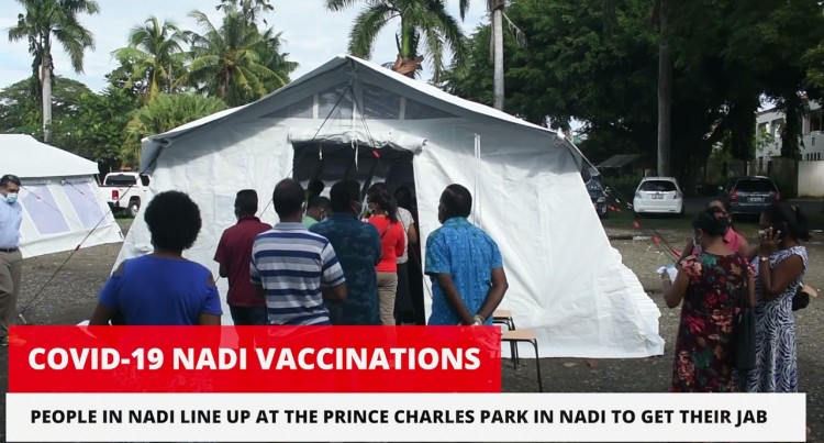 Covid-19 Nadi Vaccinations