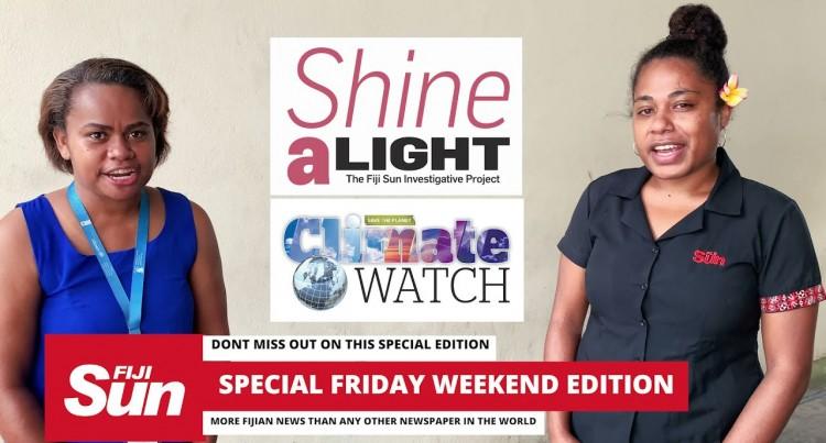 Fiji Sun Special Friday Weekend Edition