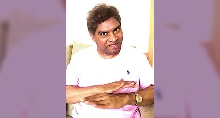 Johnny Lever – Message for Fiji