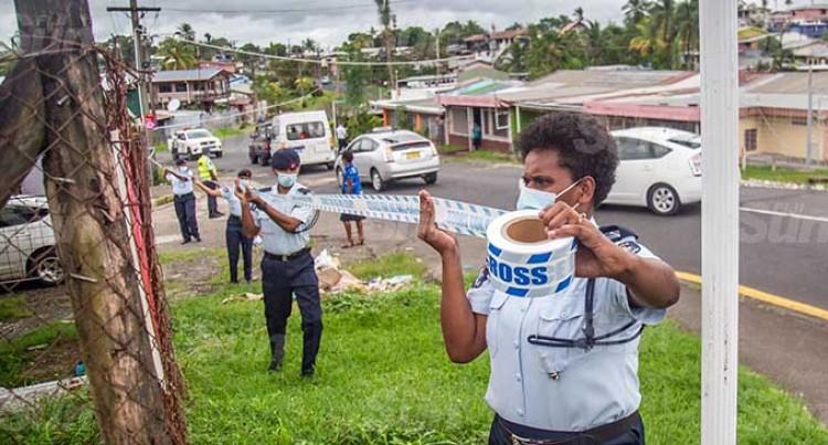 COVID-19: Isolation, Screening Zones Set Up In Waila, Tacirua