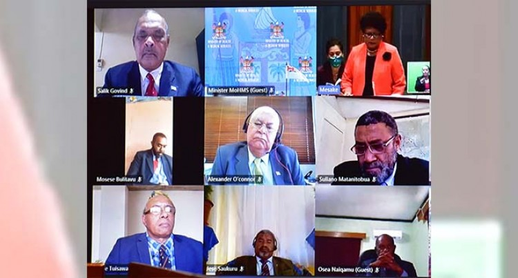 SODELPA MP Supports Government Motion