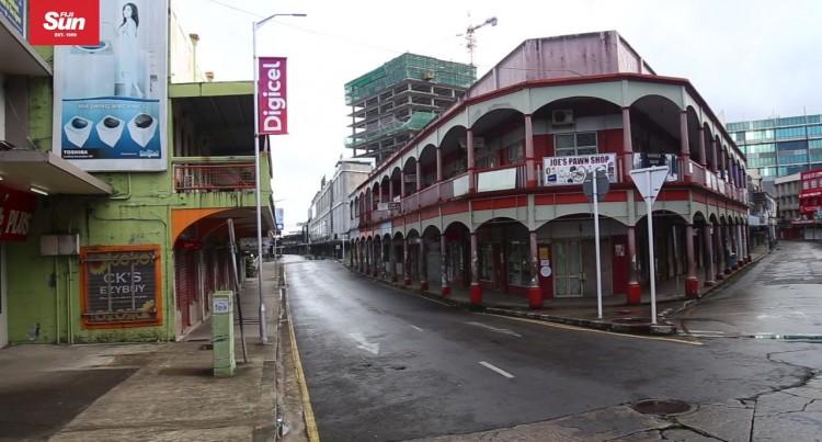 Suva City Lock Down