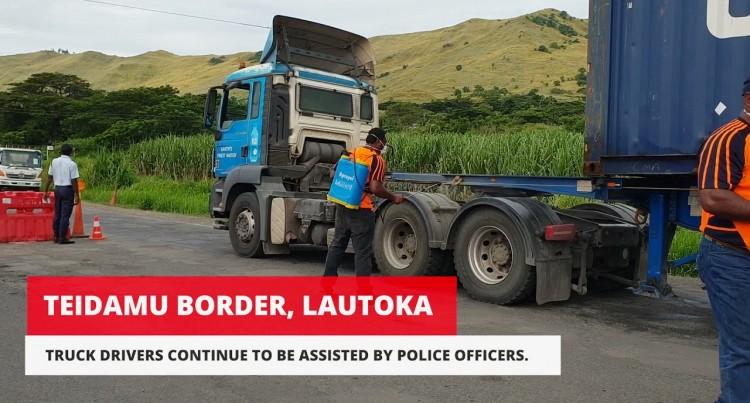 Teidamu Border, Lautoka – May 14