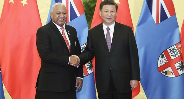 President Jinping Reaffirms Greater Support For Fiji