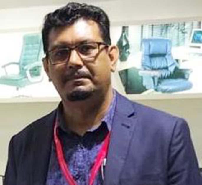 Ashfaaq Khan, the managing director of Al Hamd Smart Living of Nadi.