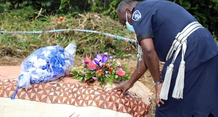 Three Officers Laid To Rest