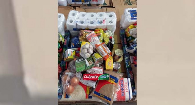 What's In The Government Food Pack?