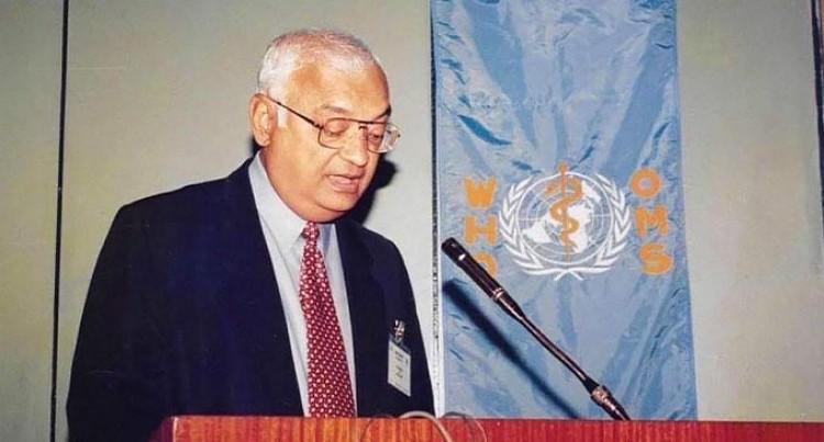 Bernard Chandra, Former Senior Executive Of The World Health Organisation