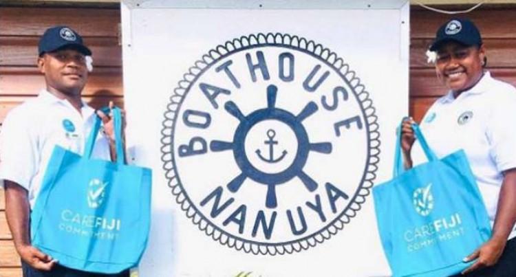 Boathouse Nanuya Follows Strict Protocols For COVID-Safe Business Operations