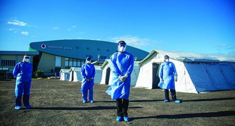 124 Beds At Field Hospital: Dr Nasila