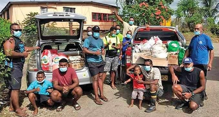 200 Families Assisted Through Youth Group