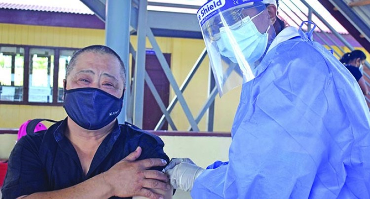 Seeto: Vaccination Is Key To Reopening