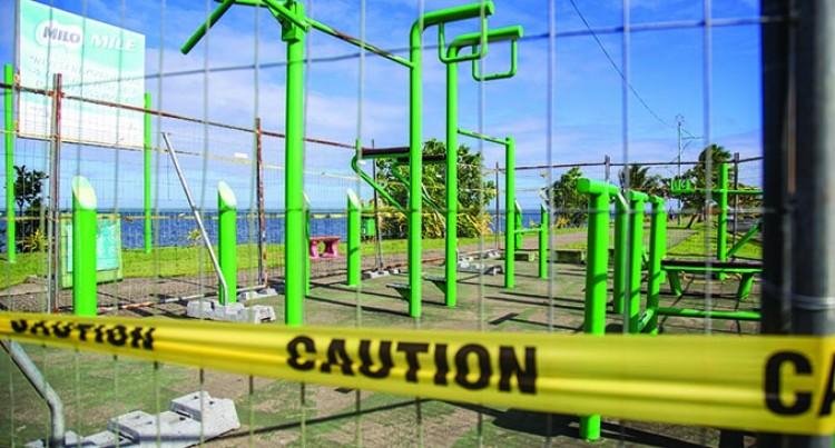 Suva Facility Cordoned As People Violate Directive