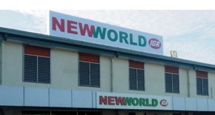 Temporary Closure Of Nausori New World Supermarket For Disinfection