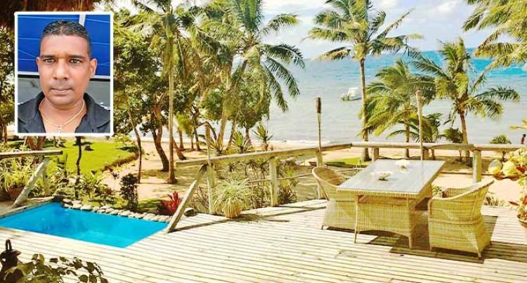 Let's Go Local: Oneta Resort For Amresh Deo