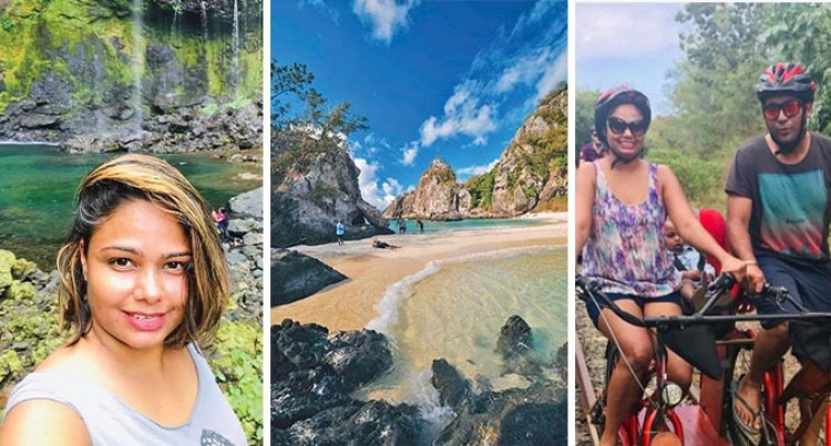 Let's Go Local: Monuriki Island Is Worth Another Visit: Renny