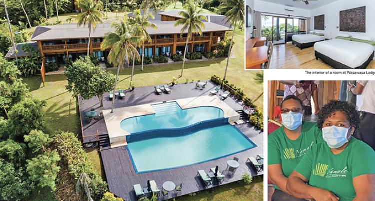 Wasawasa Lodge Now A Quarantine Facility In Savusavu