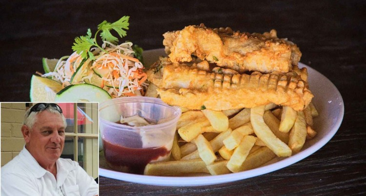 Let's Go Local: 'Best Fish And Chips At Bamboo, Nadi'