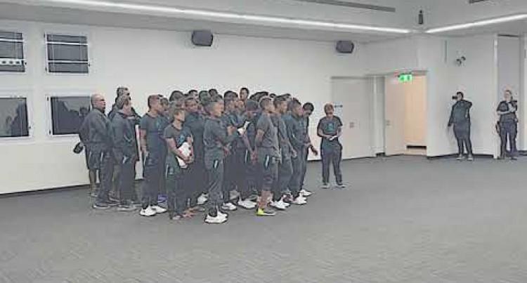 Fiji Rugby Sevens Teams Complete Quarantine